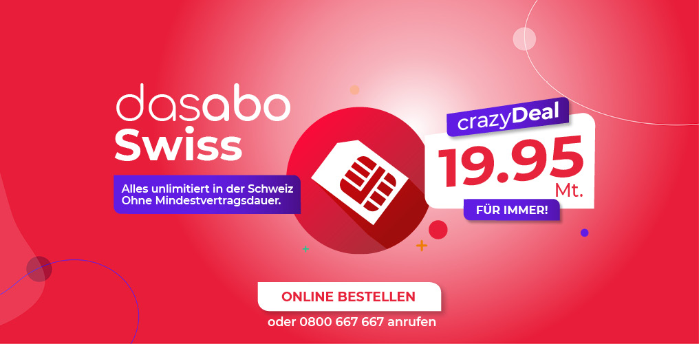 Das Abo Swiss Offer 19.95
